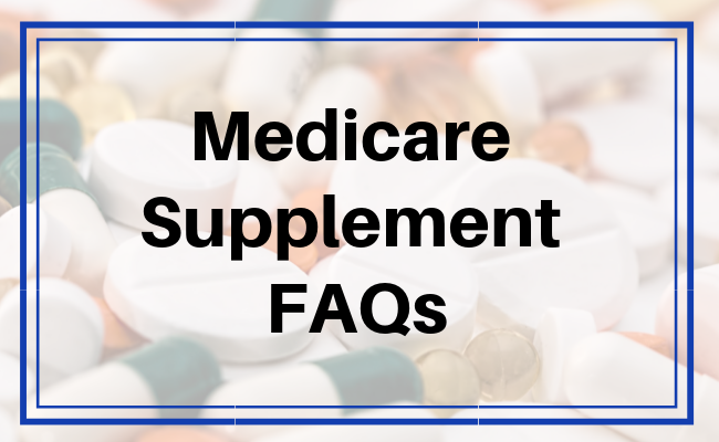 Find the top Medicare Supplement Policy FAQs in Louisville, KY.